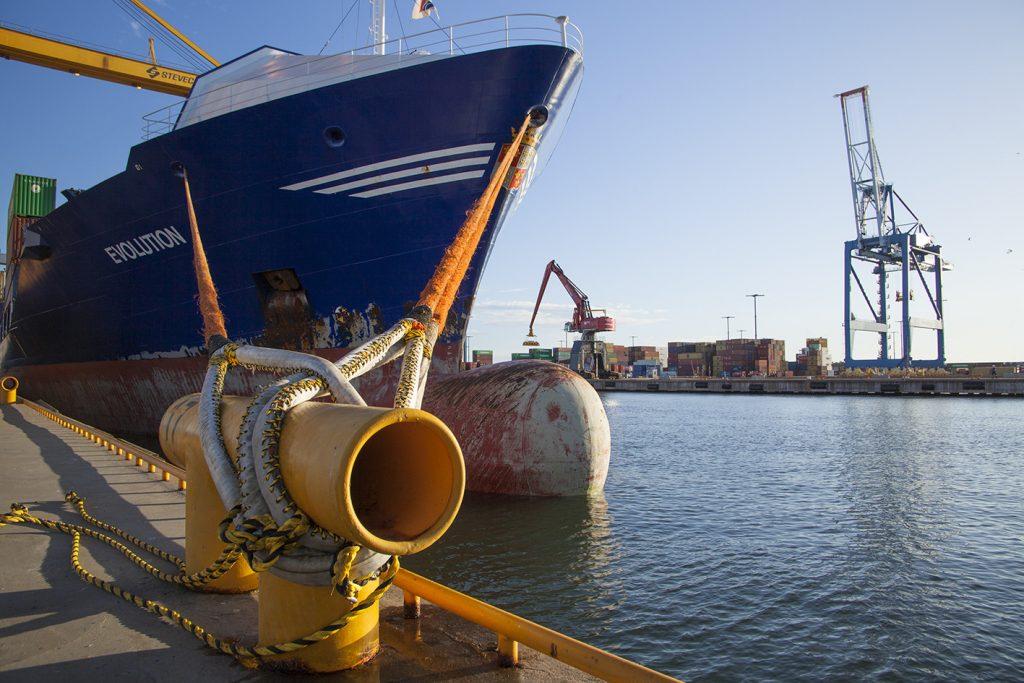 Call The Agent älykkään Ja Turvallisen Sataman Ratkaisuja Etsimässä - Shipbrokers
